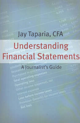Understanding Financial Statements A Journalist's Guide by Jay Taparia