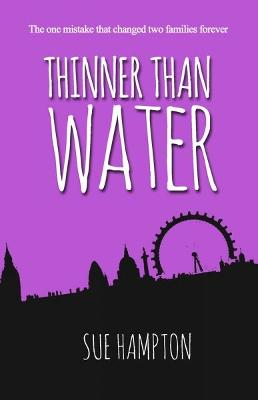 Thinner Than Water by Sue Hampton