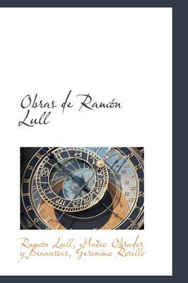 Obras de RAM N Lull by Ramn Lull, Ram N Lull