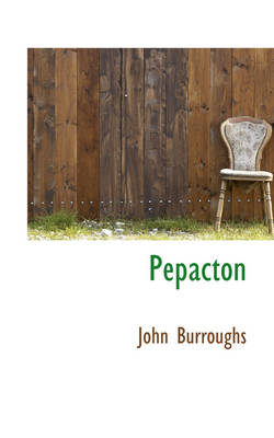 Pepacton by John Burroughs