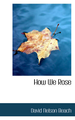 How We Rose by David Nelson Beach