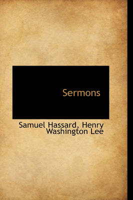 Sermons by Samuel Hassard