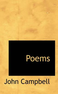 Poems by Dorothea Primrose Campbell