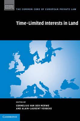 Time Limited Interests in Land by Cornelius Van der Merwe