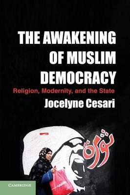 The Awakening of Muslim Democracy Religion, Modernity, and the State by Jocelyne Cesari
