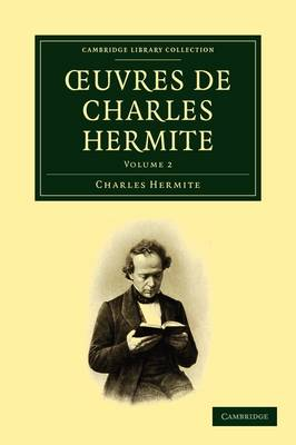 xuvres de Charles Hermite by Charles Hermite