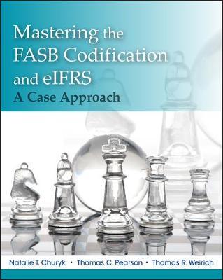 IFRS Casebook 1E by Thomas R. Weirich, Janice Pearson, Thomas C. Pearson, Natalie Tatiana Churyk