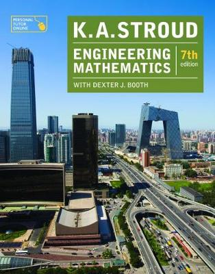 Engineering Mathematics by K. A. Stroud, Dexter J. Booth