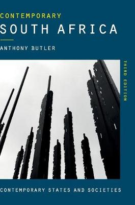 Contemporary South Africa by Anthony Butler