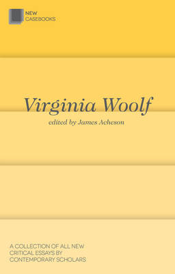Virginia Woolf by James Acheson