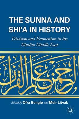 The Sunna and Shi'a in History Division and Ecumenism in the Muslim Middle East by Meir Litvak