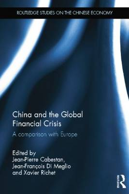 China and the Global Financial Crisis A Comparison with Europe by Jean-Pierre Cabestan