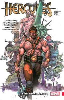 Hercules: Still Going Strong by Dan Abnett, Luke Ross