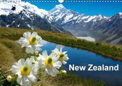 New Zealand 2018 New Zealand Most Beautiful Island in the World. by McPHOTO / G. Streu / G. Ludwig