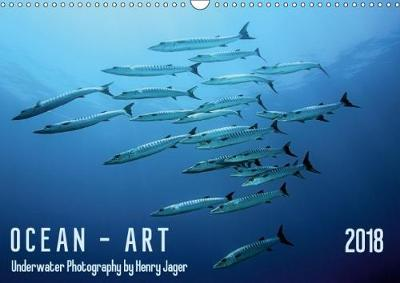 Ocean-Art / UK-Version 2018 Fascinating Underwaterwater Pictures Showing the Beauty of Life in Our Oceans! by Henry Jager