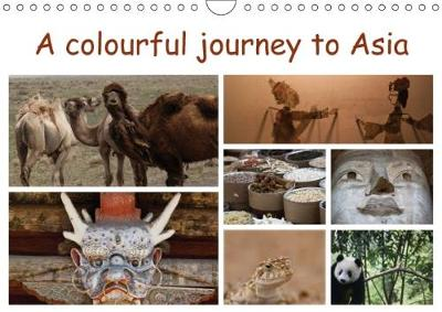 A Colourful Journey to Asia 2018 Thematically Arranged, You Can Admire the Colourful Diversity of Our Trip from Europe to Asia by Sven Gruse