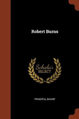 Robert Burns by Principal Shairp