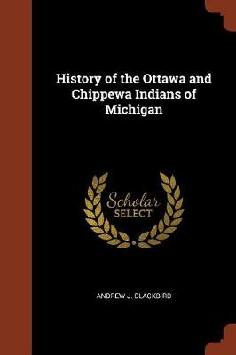 History of the Ottawa and Chippewa Indians of Michigan by Andrew J Blackbird