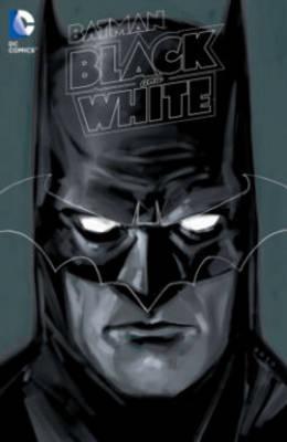 Batman Black and White Volume 4 HC by Various