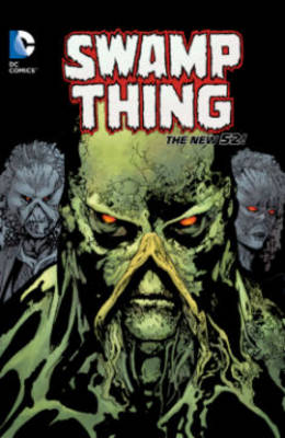 Swamp Thing Volume 5: The Killing Field TP (The New 52) by Charles Soule, Jesus Saiz