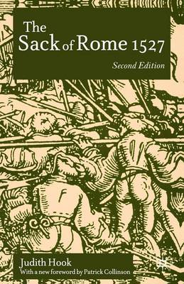 The Sack of Rome 1527 by J. Hook