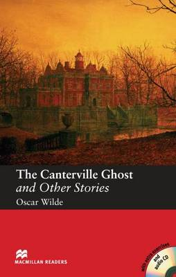 The Canterville Ghost and Other Stories + CD - Elementary Reader by Oscar Wilde