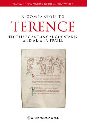 A Companion to Terence by Antony Augoustakis