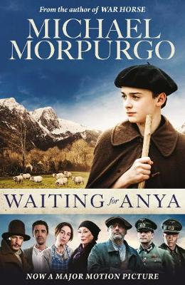 Cover for Waiting for Anya by Michael Morpurgo