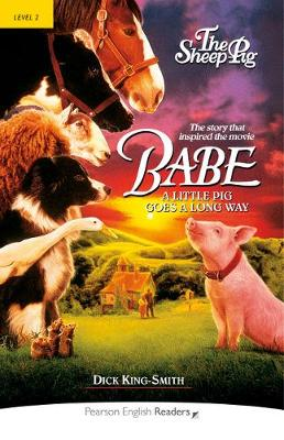 PLPR2:Babe-Sheep Pig, The Bk/CD Pack by Dick King-Smith