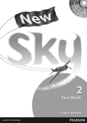 New Sky Test Book 2 by David Bolton
