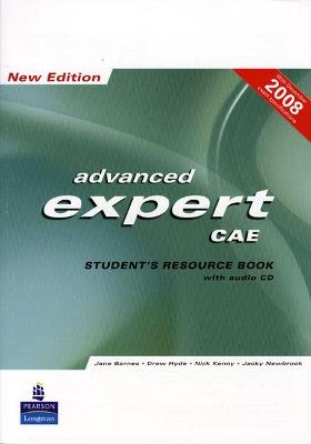 CAE Expert New Edition Students Resource Book no Key/CD Pack by Jane Barnes, Drew Hyde, Nick Kenny, Jacky Newbrook