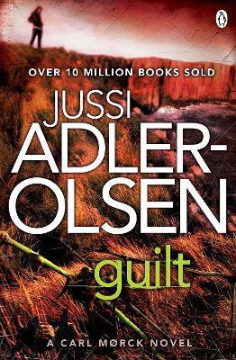 Guilt Department Q 4 by Jussi Adler-Olsen