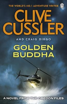 Golden Buddha by Clive Cussler and Craig Dirgo