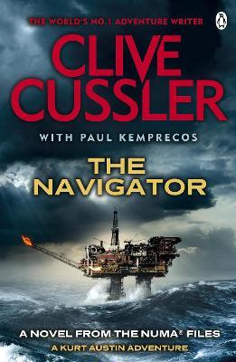 The Navigator NUMA Files #7 by Clive Cussler, Paul Kemprecos