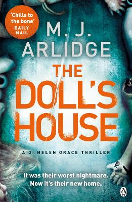 The Doll's House Di Helen Grace by M. J. Arlidge