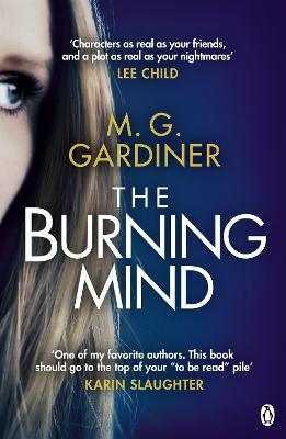 The Burning Mind by M. G. Gardiner