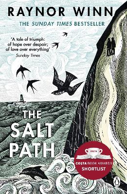 Cover for The Salt Path by Raynor Winn