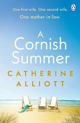 Cover for A Cornish Summer by Catherine Alliott