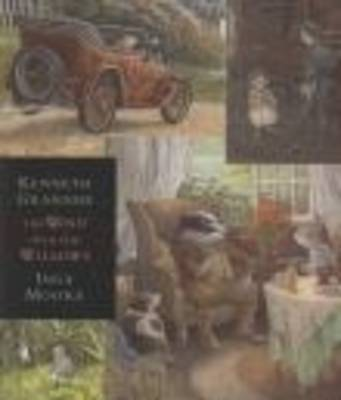 The Wind in the Willows - Illustrated Edition by Kenneth Grahame