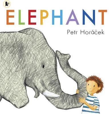Elephant by Petr Horacek