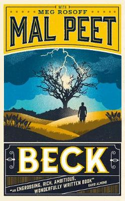 Cover for Beck by Mal Peet, Meg Rosoff