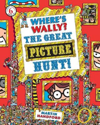 Where's Wally? The Great Picture Hunt by Martin Handford