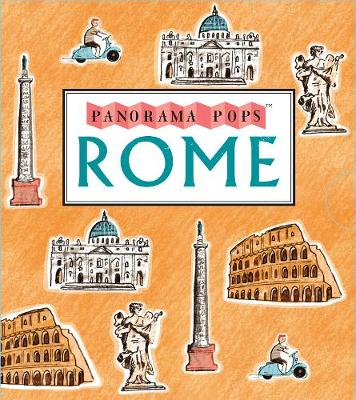 Rome: Panorama Pops by Kristyna Litten