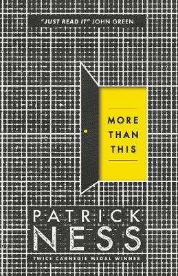 More Than This by Patrick Ness