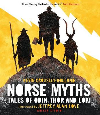 Cover for Norse Myths by Kevin Crossley-Holland