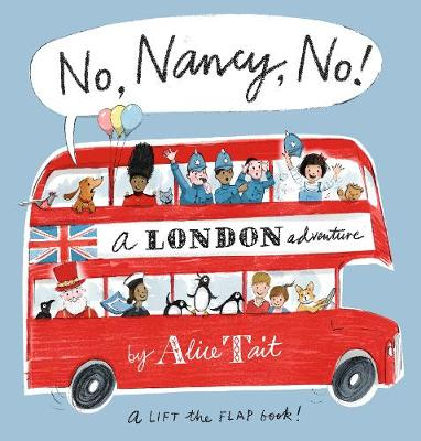No, Nancy, No! by Alice Tait