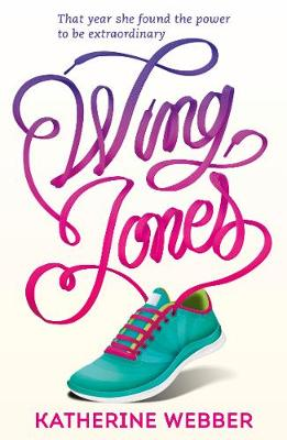 Cover for Wing Jones by Katherine Webber