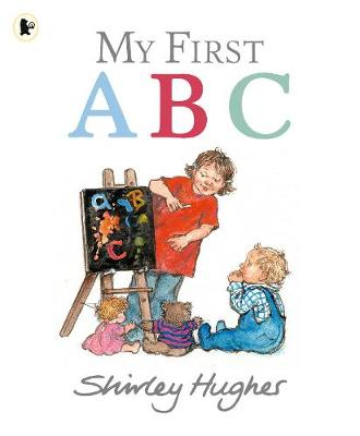 My First ABC by Shirley Hughes