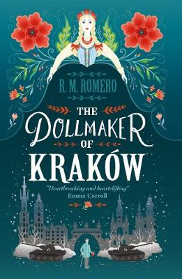 Cover for The Dollmaker of Krakow by R. M. Romero