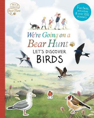 Cover for We're Going on a Bear Hunt: Let's Discover Birds by